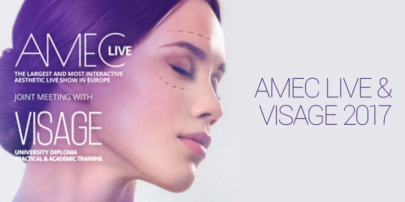 2017 AMEC Live&VISAGE