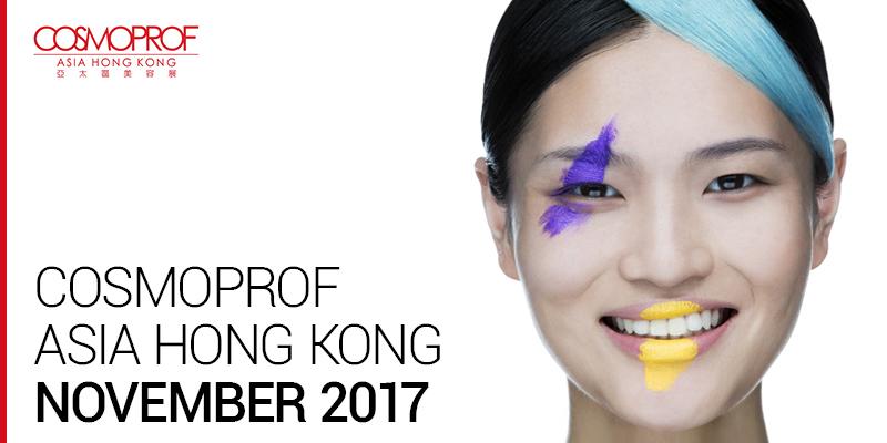 Cosmoprof Asia Hong Kong 2017