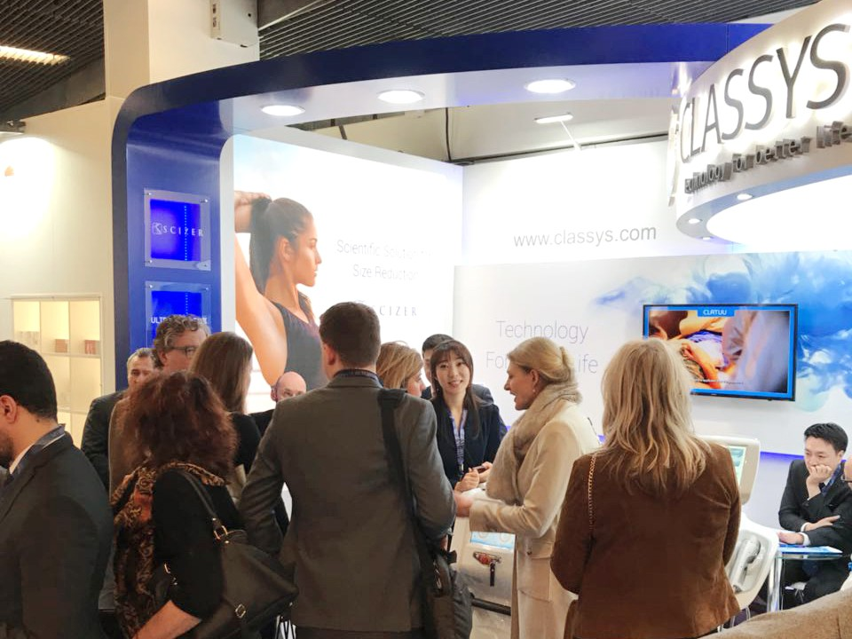 IMCAS PARIS 1