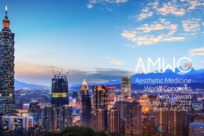 AMWC Asia 2018 (Taipei, TAIWAN)